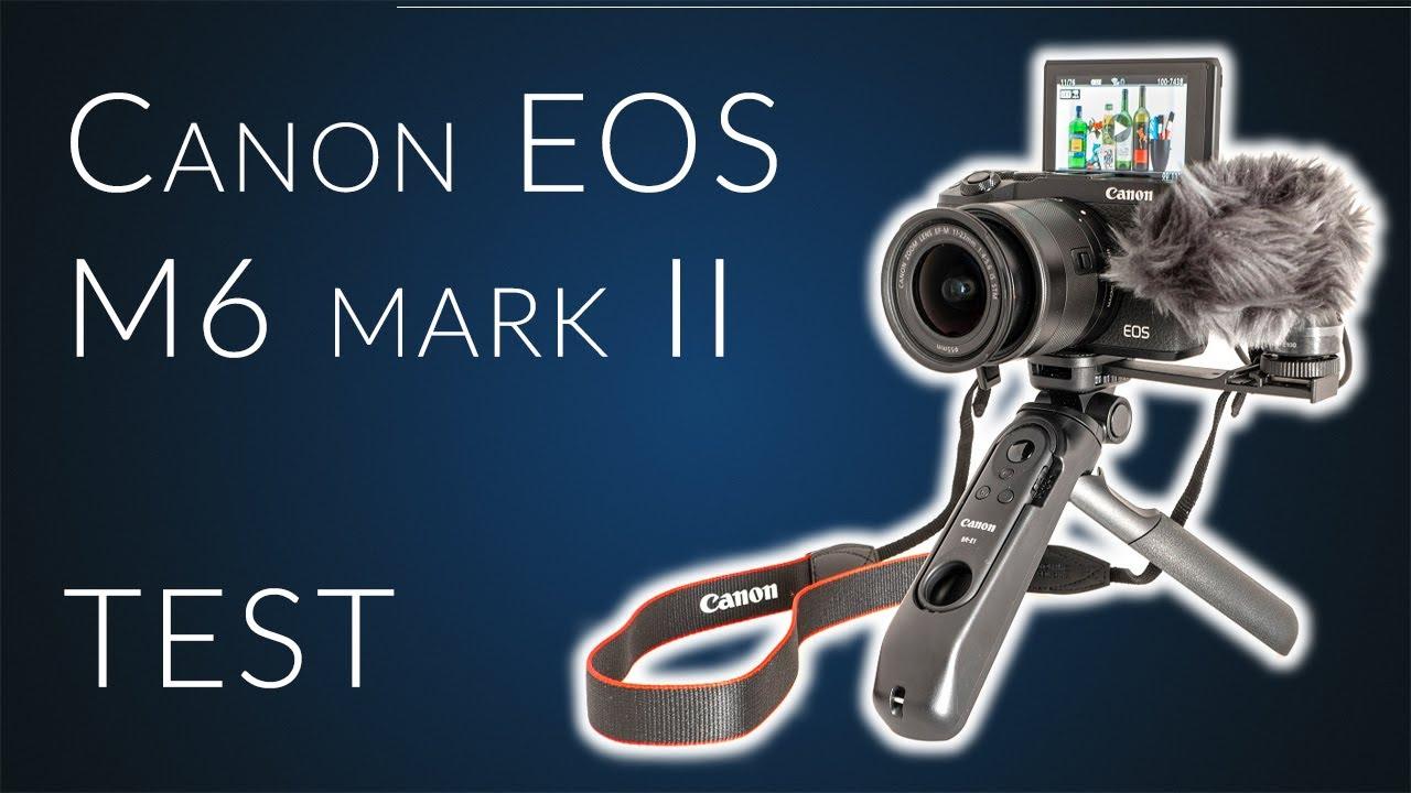 Canon EOS M6 Mark II - test trybu filmowego