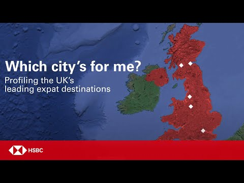 HSBC Expat | The leading UK cities for expats