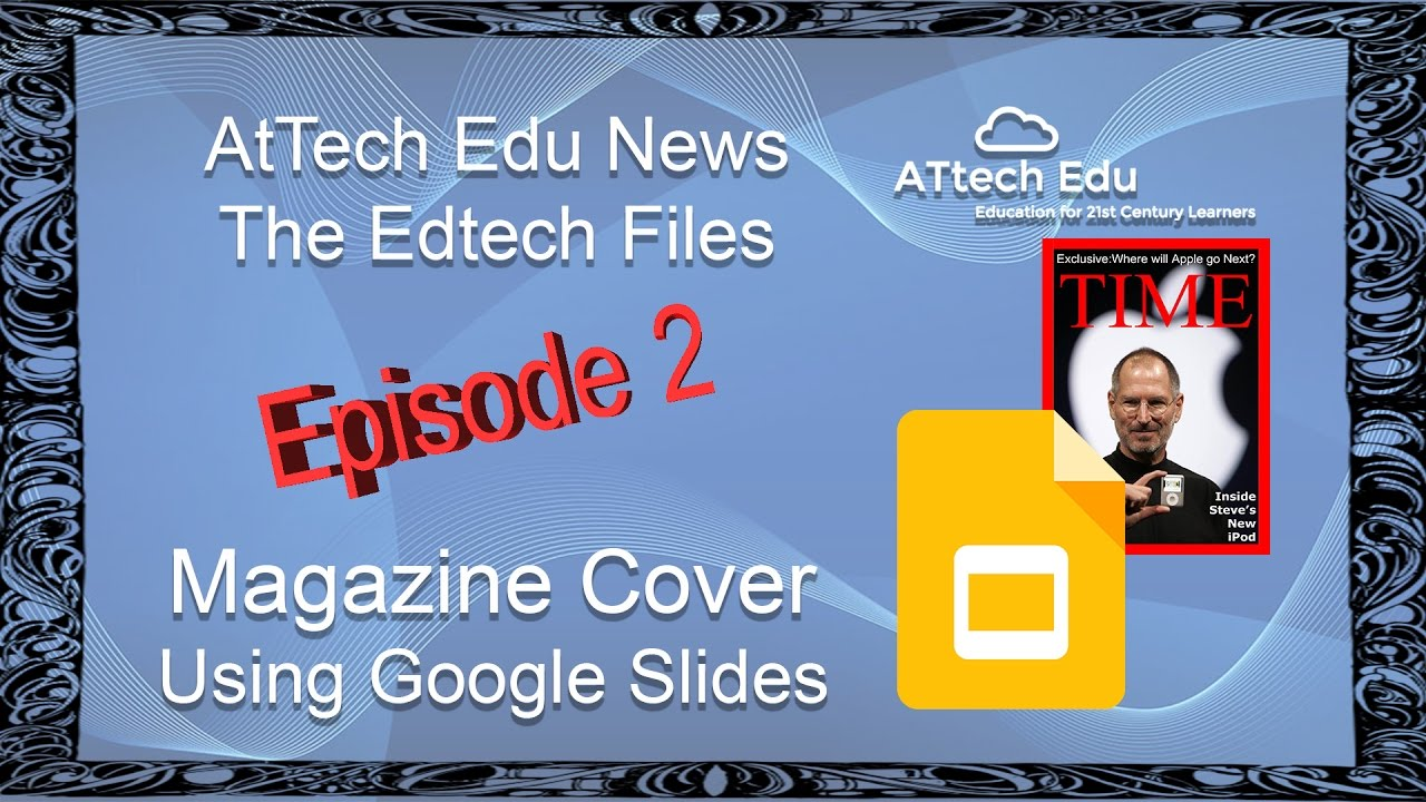 The edtech files attechedu news ep 2 magazine cover for Time magazine subscription cancellation