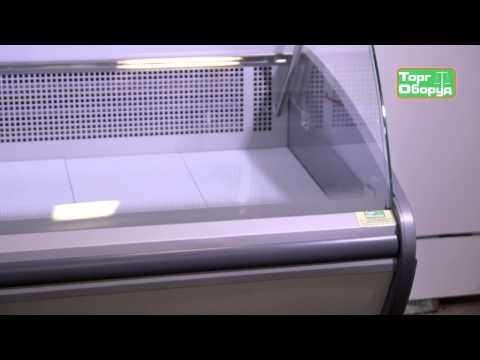 "Холодильная витрина Технохолод ПВХС ""Каролина""-1,6 на Torgoborud.com.ua"