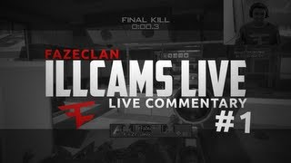 FaZe Apex: ILLCAMS LIVE! - Episode 1