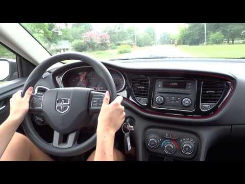 TEST DRIVE // 2016 Dodge Dart SXT 2.4 MultiAir