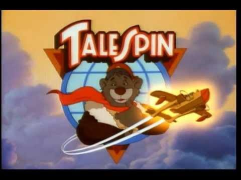 TaleSpin Intro (English)