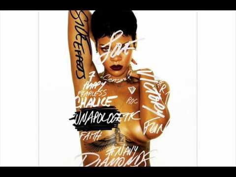 Rihanna Unapologetic Album 2012 (NEW!)