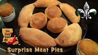 Surprise Meat Pies With The Easy Cajun