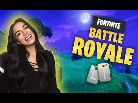 GALADRIEX LIVE: FRIDAY NIGHT ON FORTNITE WITH GALA & JARS!!!