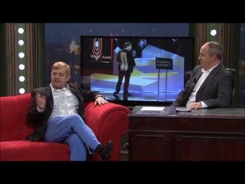 1. Petr Čtvrtníček - Show Jana Krause 3. 1. 2014
