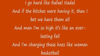 Lil Wayne - Banned From T.V.(Lyrics)(No Ceilings)
