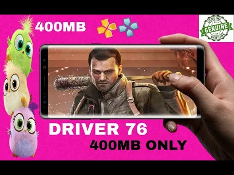 Driver 76 400mb Highly Compressed Psp Android 2019 Offline Game Newtop