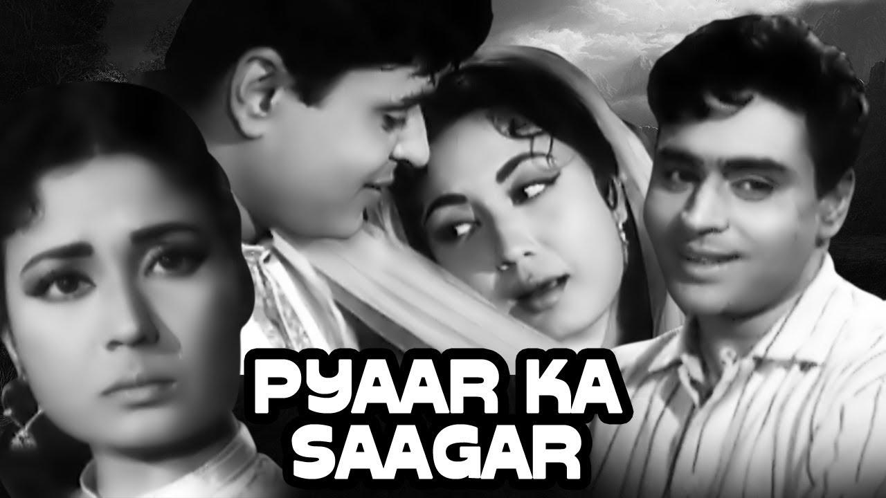 Pyaar Ka Saagar   Full Movie   Rajendra Kumar   Meena Kumari   Superhit Old  Classic Movie - YouTube