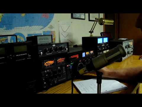 Amateur Radio Contact with 4X6TT in Israel