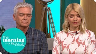 Phillip & Holly Meditate Live With Andy Puddicombe | This Morning