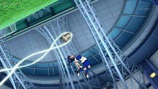 Inazuma Eleven Go: Galaxy (Sub) Episode 14