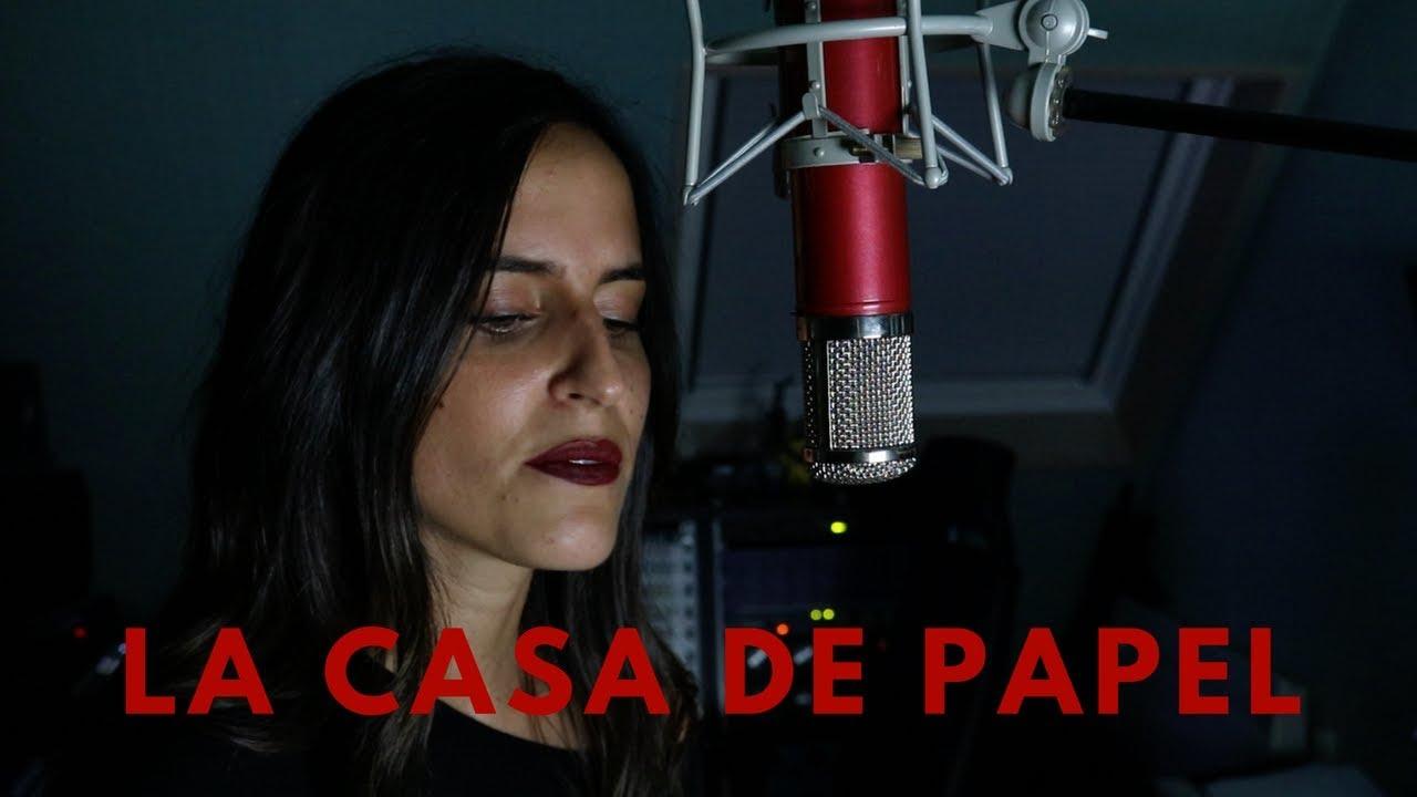 La Casa de Papel - My Life Is Going On (Spanish Cover)