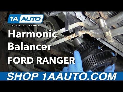 Harmonic Balancer Crankshaft Pulley for Explorer Ranger Mazda Pickup Truck 4.0L