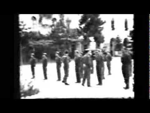 Testimonianza di vita militare,quando tutto era diverso
