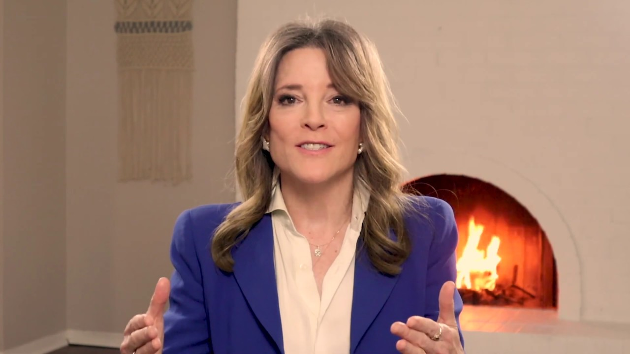 Marianne For America - Reparations