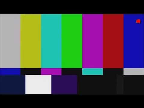 Футаж помехи телевизора для монтажа