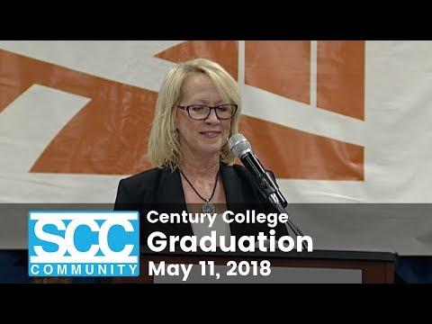 Century College Graduation 2018