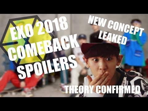 EXO'S OFFICIAL COMEBACK LEAKED??!?!?!