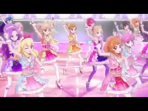 Aikatsu! Movie [Idol Katsudo!] By All Idols
