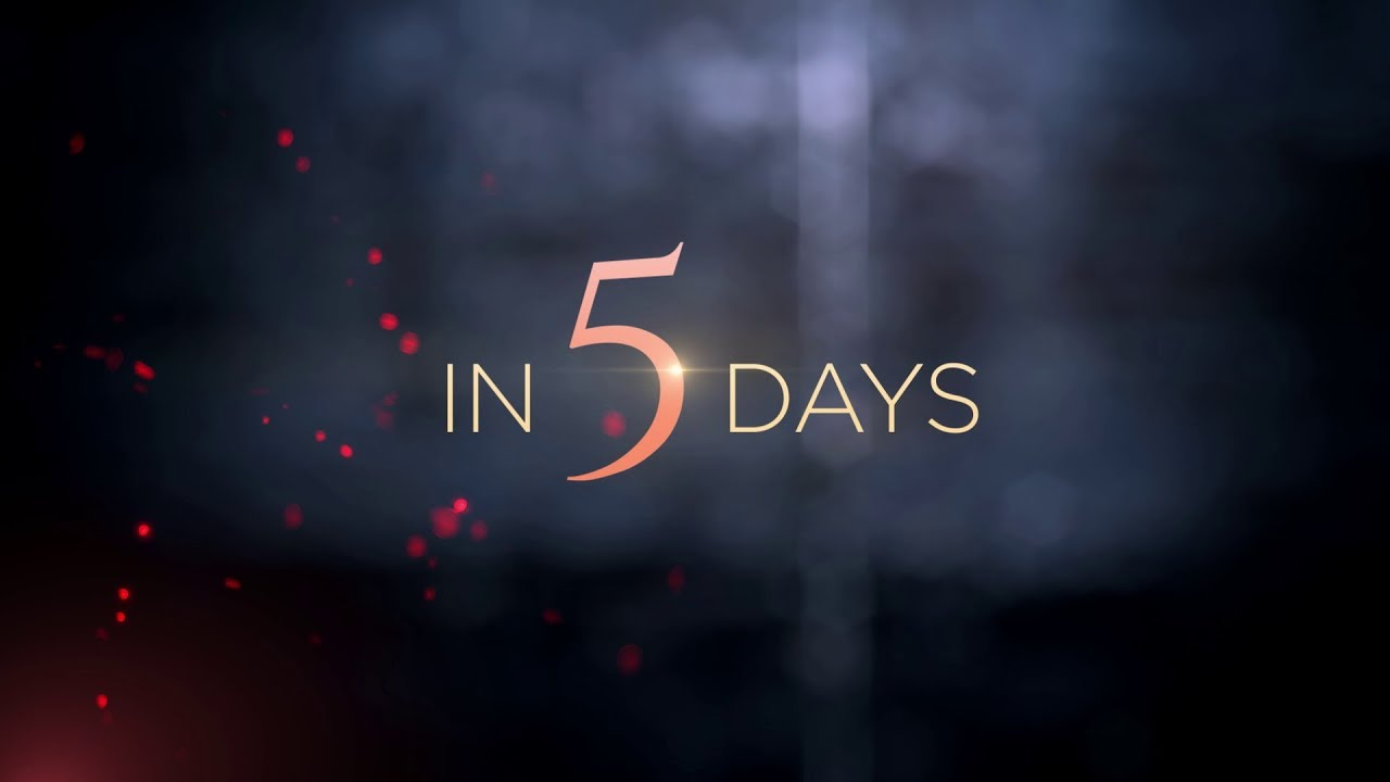 BOOK 4 COUNTDOWN: 5 Days - YouTube