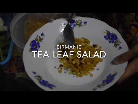 BIRMANIE | L'incontournable Tea Leaf Salad