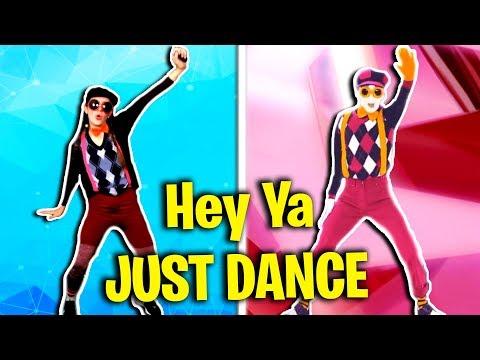 Hey Ya Blindfolded   Just Dance 2018
