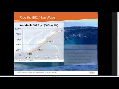 Aruba & Juliper: converged high-IQ enterprise networks
