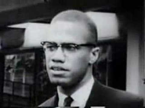 Malcolm X- Chickens Coming Home To Roost