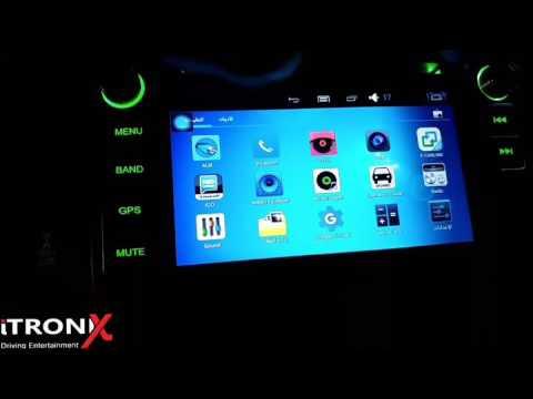 Honda MRV Android DVD