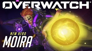 [NEW HERO NOW AVAILABLE] Introducing Moira | Overwatch thumbnail