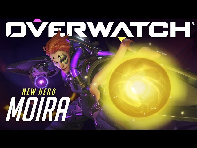 [NEW HERO NOW AVAILABLE] Introducing Moira   Overwatch