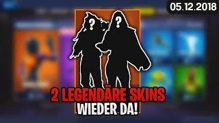 FORTNITE SHOP from 5.12 - 🔮 LEGENDARY SKINS! 🛒 Fortnite Daily Shop of Today: 05 December 2018 | Detu