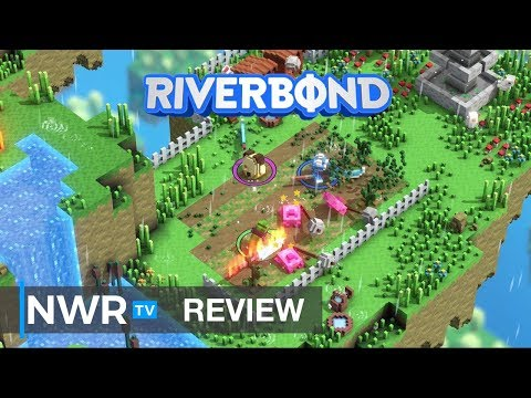 Riverbond for Nintendo Switch Review - Voxelized Hack and Slash