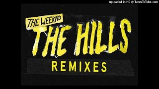 The Hill (remix) -The Weeknd (feat. Eminem & Nicki minaj)