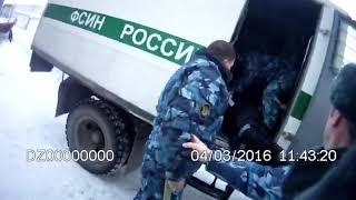 Сергей Мохнаткин отказывается от этапирования
