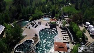 Call today to get more information about this beautiful wilderness club home for sale in eureka, montana at 413 glacier peaks rd. http://www.lancasterandco.c...