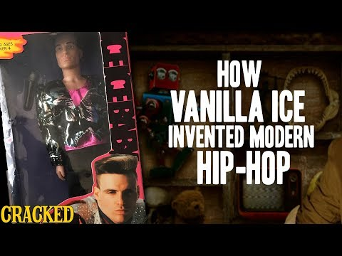 How Vanilla Ice and Ice Ice Baby Invented Modern Hip-Hop - Junk History