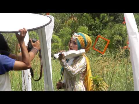 Behind The Scene Maha Cinta - Novi Ayla