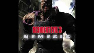 Resident Evil 3 Save Room Theme