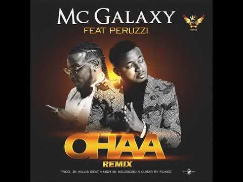 Ohaa- MC Galaxy Feat Peruzzi (Remix)