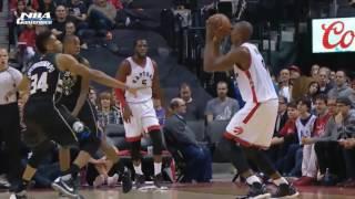 Milwaukee Bucks vs Toronto Raptors   Full Game Highlights  Game 1  April 15 2017  NBA Playoffs