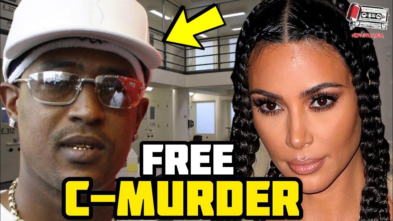 Kim Kardashian To FREE C-Murder From Prison?