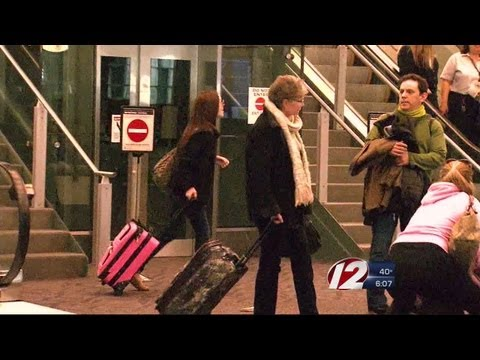 Airport Officials Bracing for Thanksgiving Rush