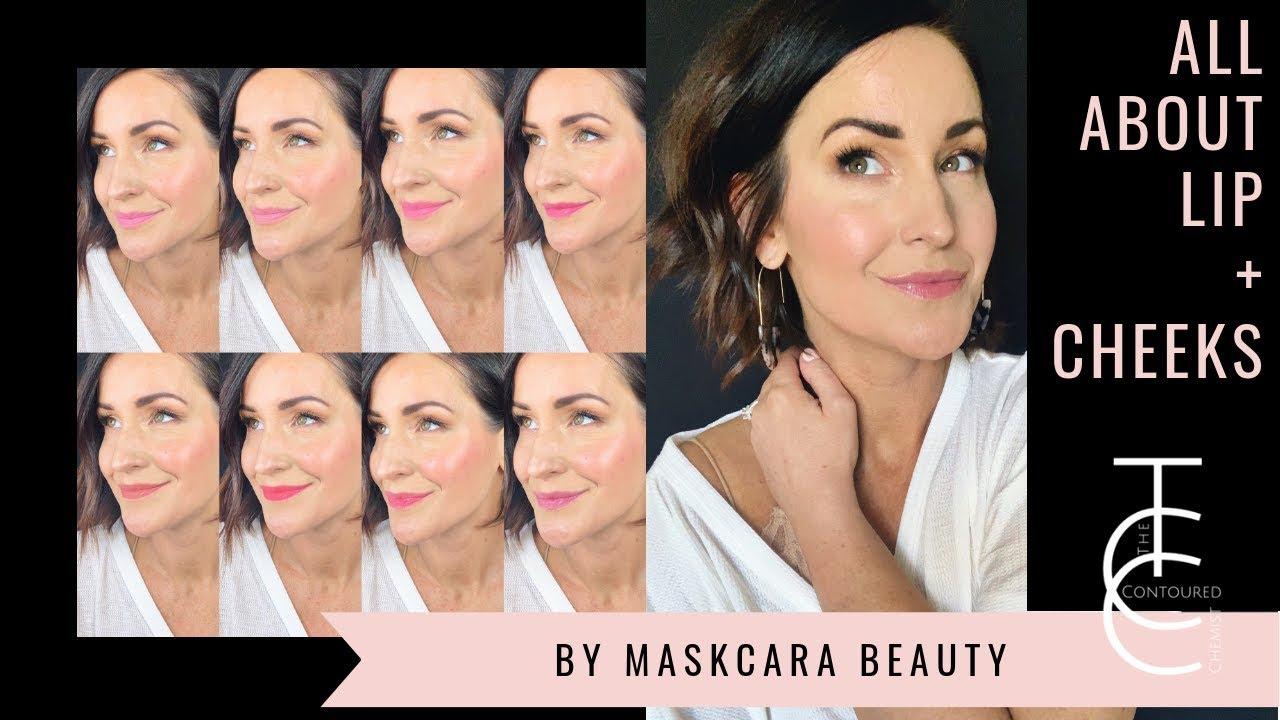 Image result for Match Lip Colour with Cheeks