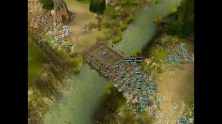 Praetorians Gameplay Online 3rd Battle