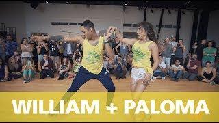 William & Paloma's Friday Demo (Zouk Me SF 2018)