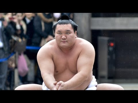 Top 10 Best Sumo Wrestlers In the World || Pastimers