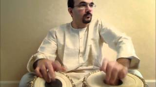 Tabla lesson - rupak taal
